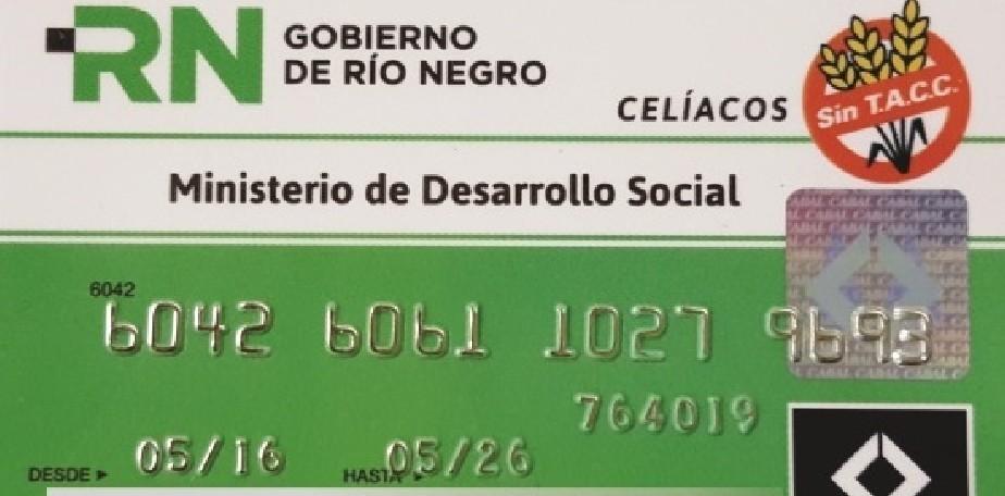 Este jueves 1 de abril habilitan las tarjetas Peñi, Pasar y Celíacos