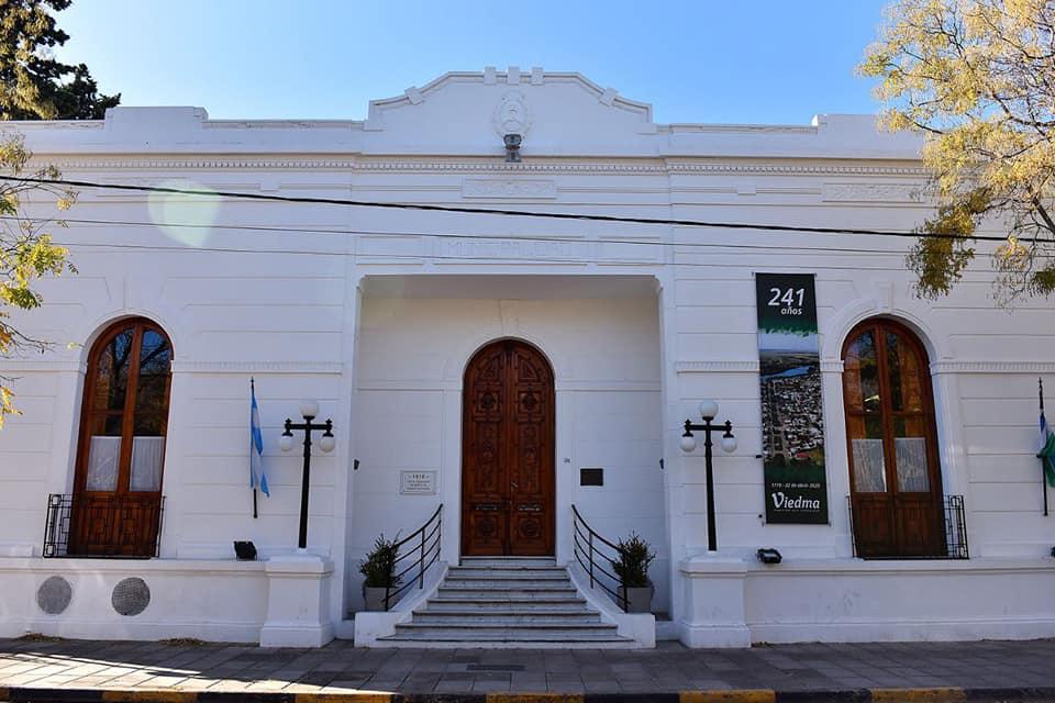 Viedma ingresa en receso administrativo municipal hasta el domingo 18 de octubre