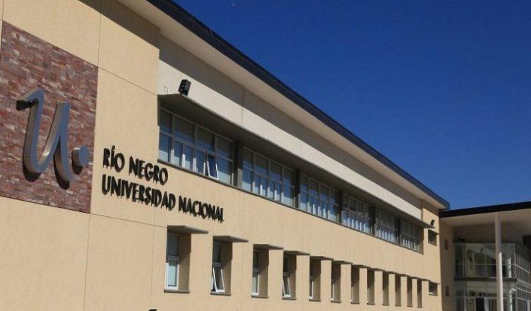 El 26 de octubre abre la inscripción en la Universidad de Río Negro