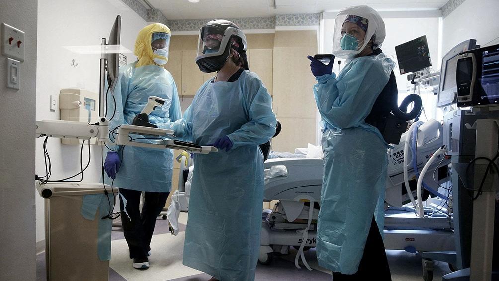 Coronavirus en Río Negro: 390 casos positivos y 5 pacientes fallecidos