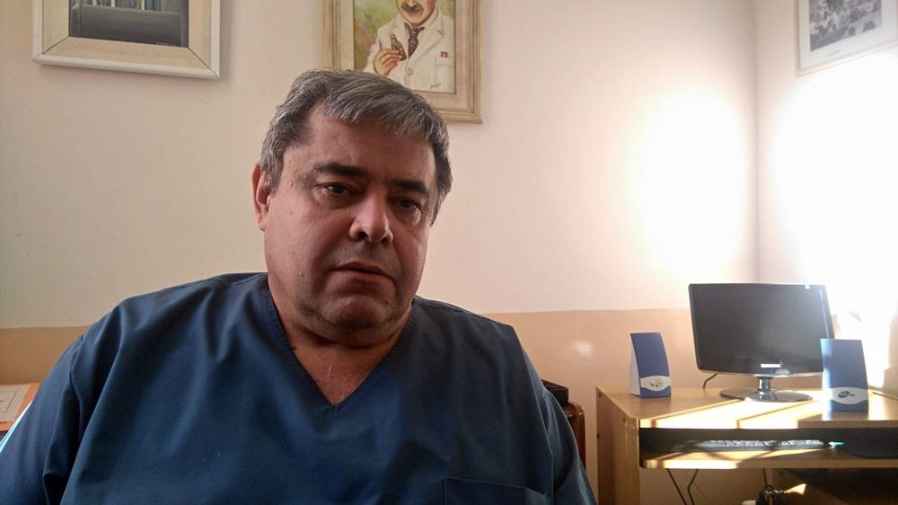 """José Rovasio: """"Presenté mi renuncia porque la situación del Hospital es caótica y grave"""""""