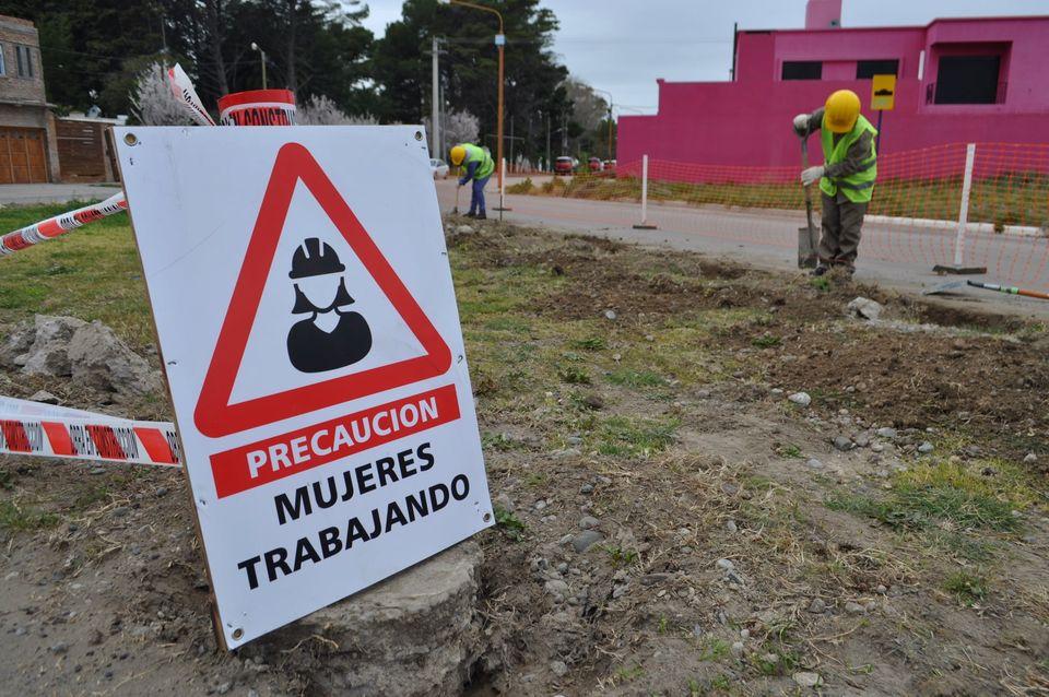 Proyecto: La UOCRA quiere garantizar la inclusión de mujeres y disidencias en la obra pública