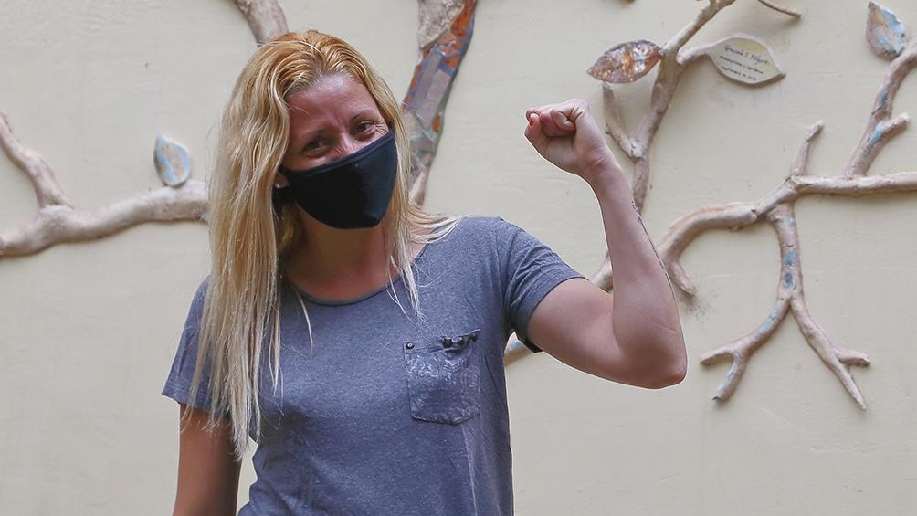 En Santa Rosa, a una mujer en situación de violencia le dieron el puesto laboral de su agresor