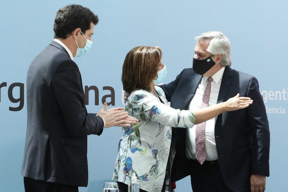 """Para Carreras, el Consenso Fiscal permitirá """"combatir la situación de crisis"""" causada por la pandemia"""