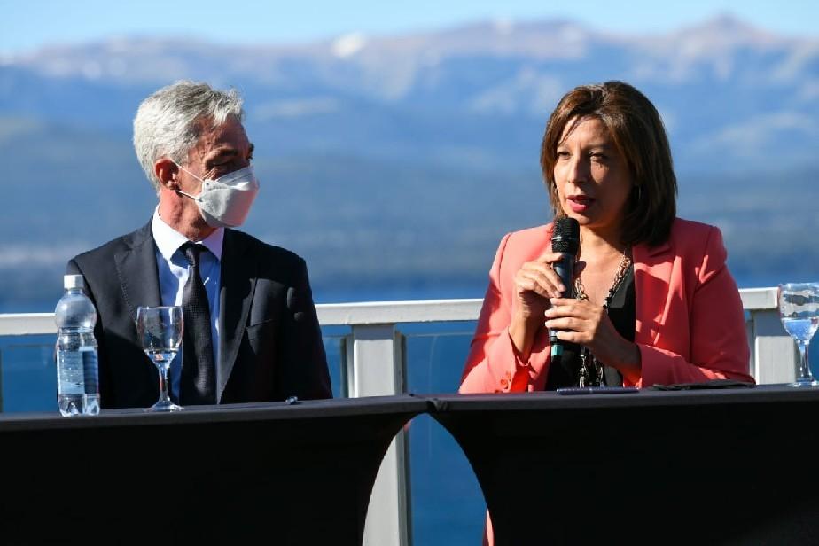 Con apoyo de Nación, San Antonio y Bariloche tendrán nuevas terminales de ómnibus