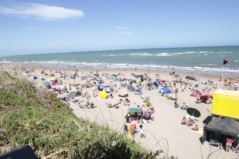 Más de 20 mil personas disfrutaron el fin de semana largo en lugares turísticos de Río Negro