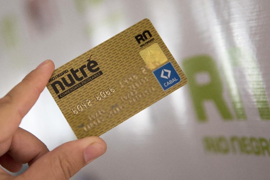 Las tarjetas Nutre-Comedores Escolares seguirán siendo acreditadas durante el verano