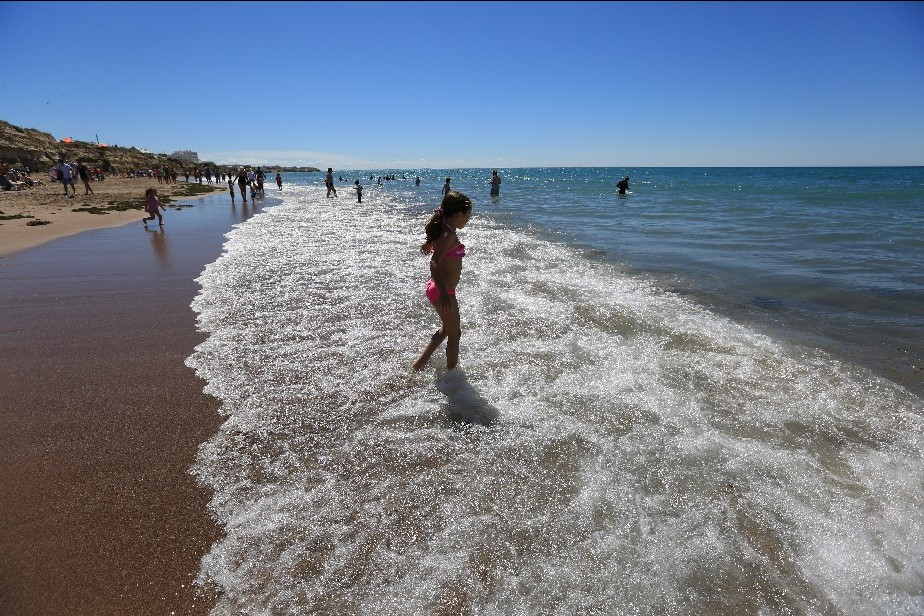 En la tercera semana de enero, más de 48 mil turistas eligieron Río Negro