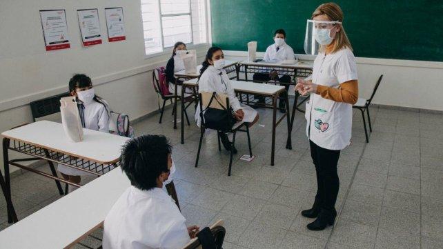 Río Negro: Cómo se planifica la distribución de los alumnos en las clases presenciales