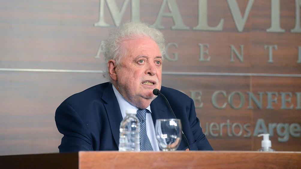 El Presidente le pidió la renuncia al ministro Ginés González García