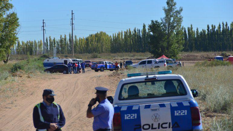Plottier: Santiago, el niño que era intensamente buscado, fue hallado sin vida en un canal