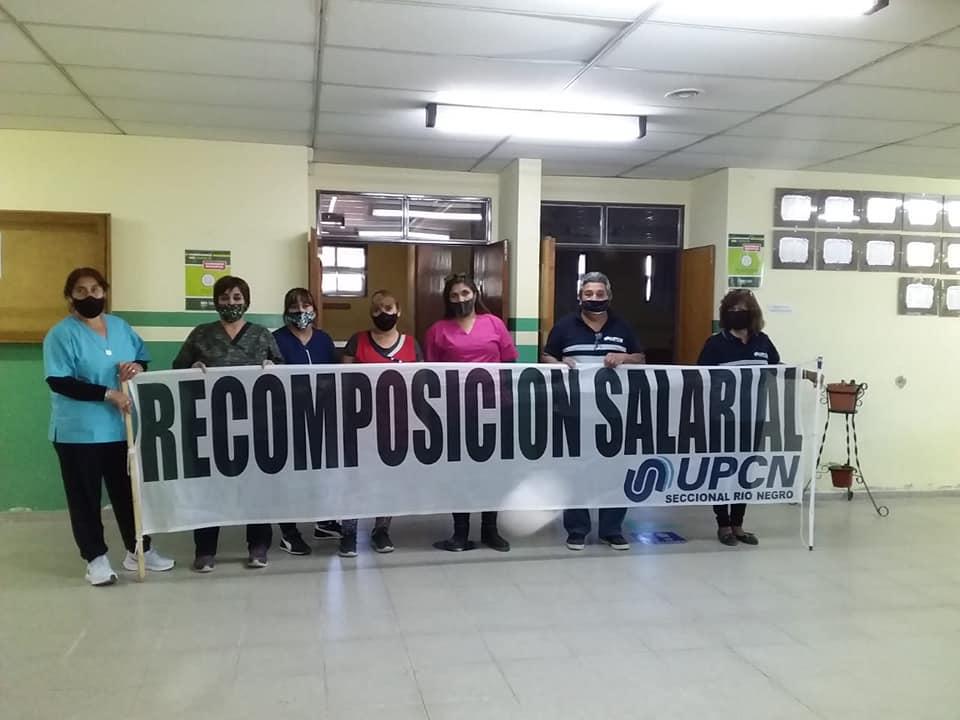 """UPCN: """"Seguiremos definiendo medidas de fuerza"""""""