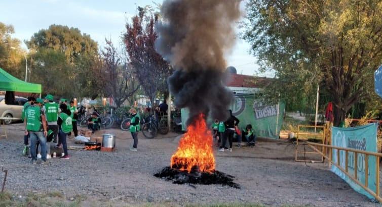 Cinco Saltos: UPCN repudió la violencia contra trabajadores municipales