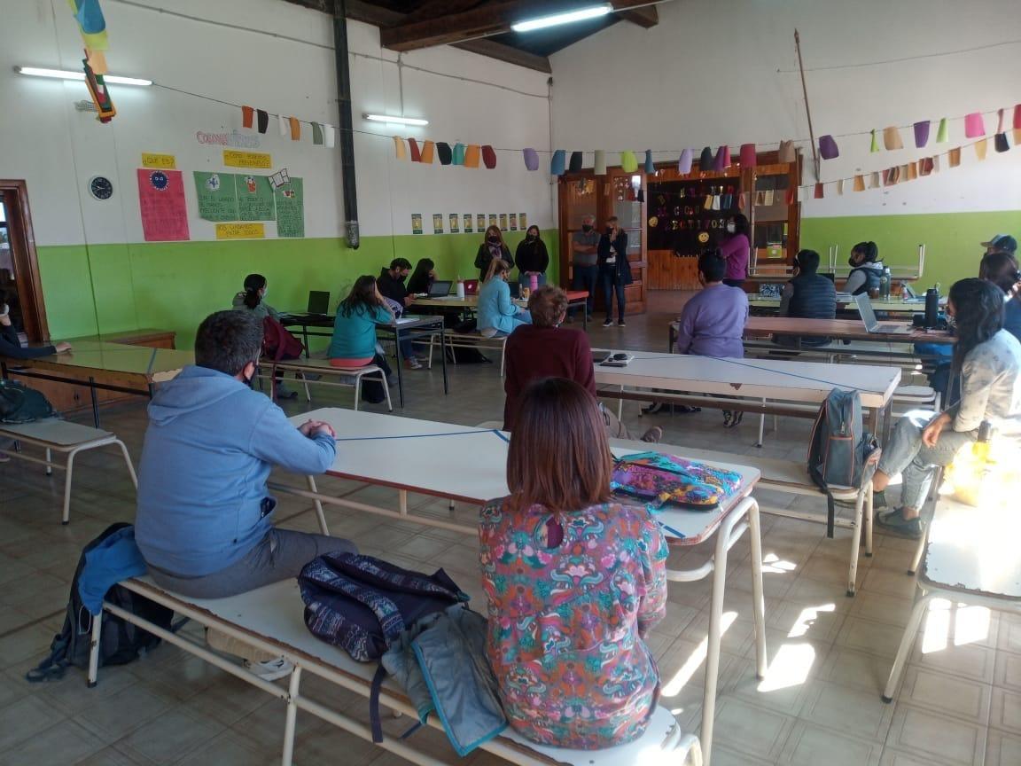 El Consejo de los Derechos de Niños, Niñas y Adolescentes inició la visita a localidades rionegrinas