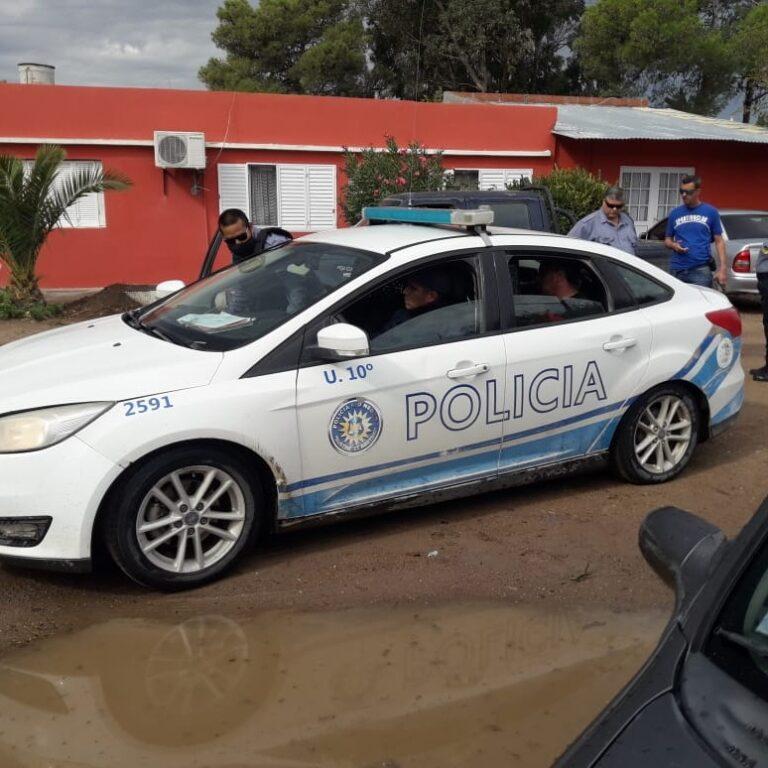 Detuvieron al sospechoso de atropellar y matar a Evelyn Alarcón en Villa Regina