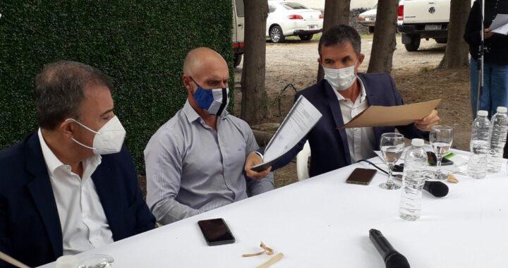 La Municipalidad de Viedma licitó las primeras obras del plan Argentina Hace
