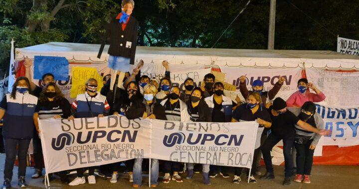La Mesa Directiva Provincial de UPCN se reúne en Viedma