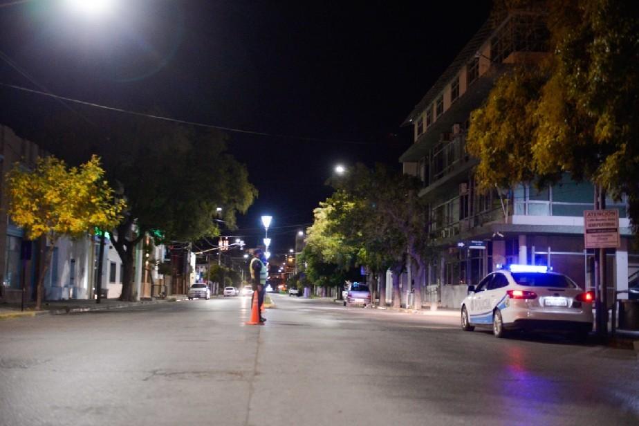 Desde la Policía destacaron los resultados de los operativos para hacer cumplir las restricciones