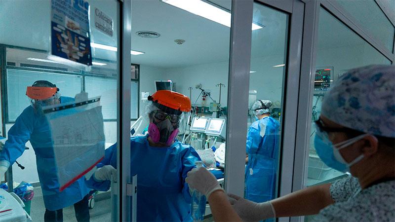 Coronavirus en Río Negro: 353 nuevos casos y 6 pacientes fallecidos