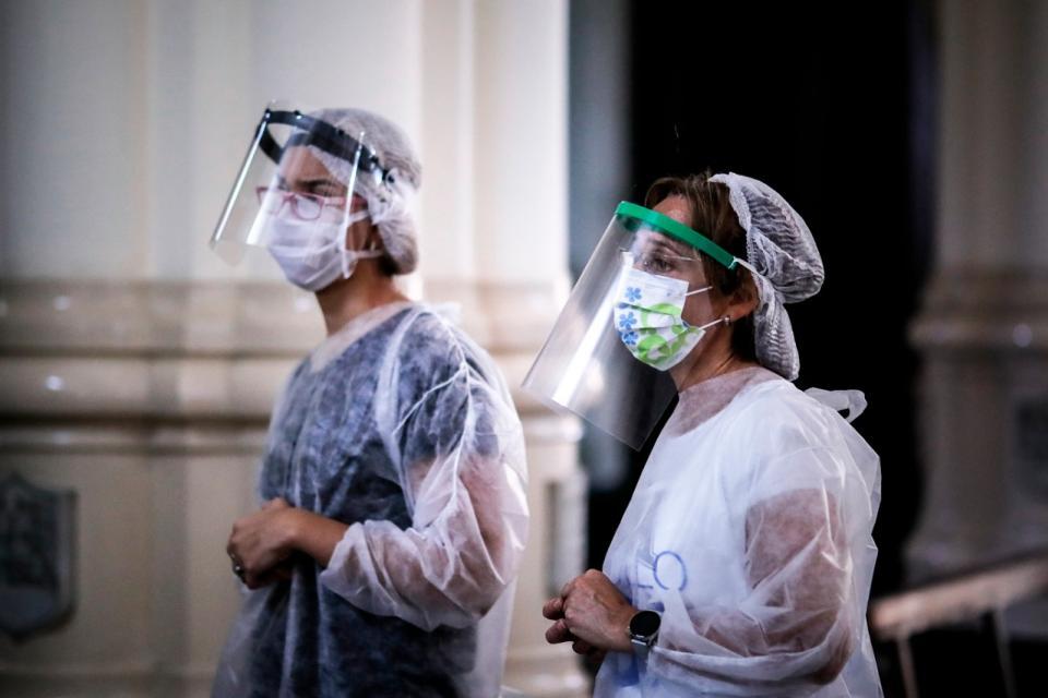 Coronavirus: En Río Negro, fallecieron 19 pacientes y hay 438 nuevos casos