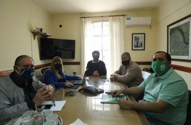 Se suspendió la reunión de la Mesa de la Función Pública