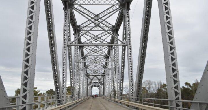 """De 0 a 6hs: El Puente Ferrocarretero y el """"rulo"""" de acceso a Viedma estarán cerrados"""