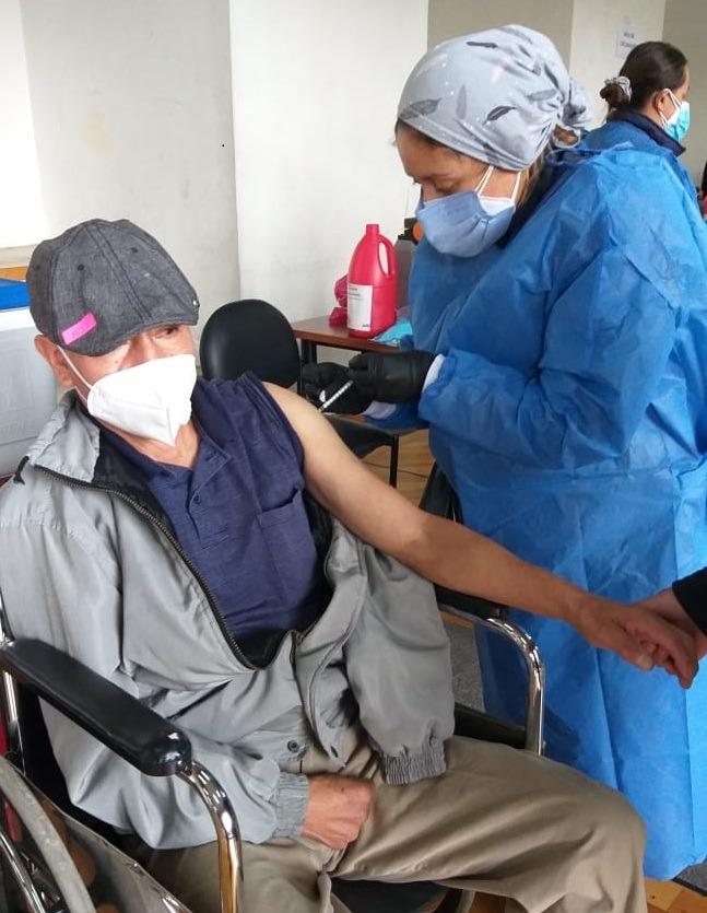 En Bariloche avanzarán con la vacunación para personas con discapacidad