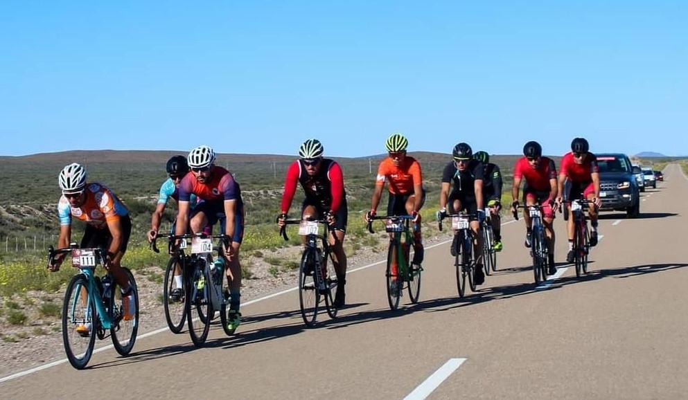 Desafío Ruta 23: una competencia de ciclismo que une la cordillera y el mar