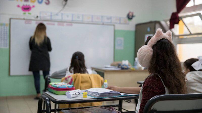 La Educación Primaria se sumó a la presencialidad completa en Río Negro