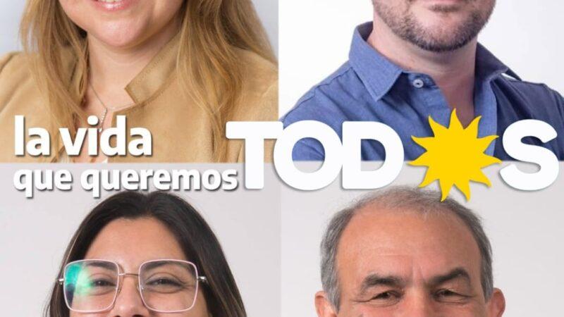 El Frente de Todos rionegrino suma respaldos de cara a las PASO