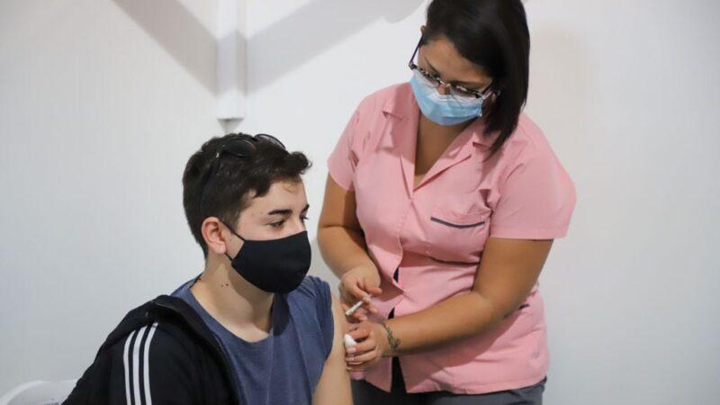 Covid-19: En Bariloche ya se aplicaron más de 130.000 dosis de vacunas