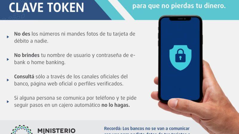 Estafa con clave Token: medidas de prevención para no perder tu dinero