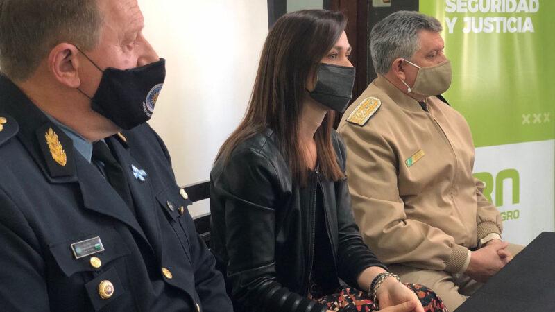 Narcocriminalidad: Se realizó una capacitación para las fuerzas de seguridad