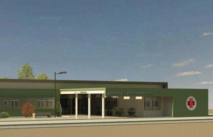 El nuevo hospital de Las Grutas será inaugurado el próximo 18 de octubre