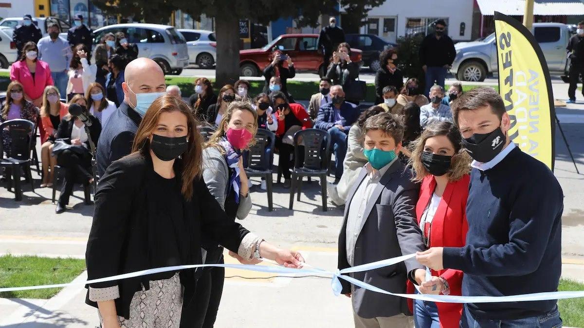 Inauguraron nuevas oficinas de organismos provinciales en Cervantes