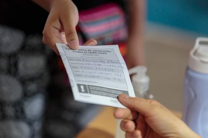 Plan de vacunación: En Río Negro ya se aplicaron más de 900.000 dosis contra el COVID-19